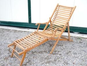 Chaise longue Dejou