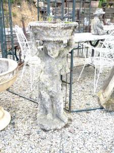 statue angelot