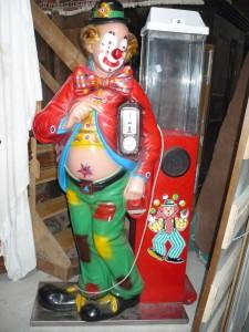 Nouveau clown